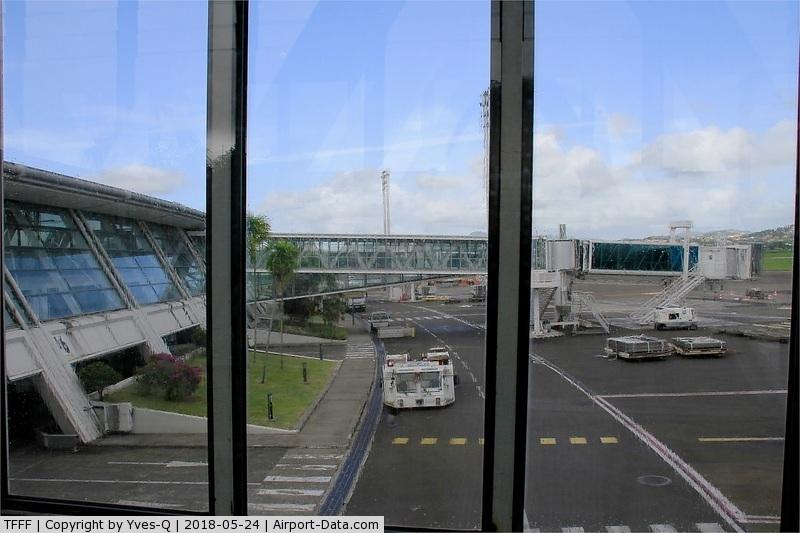 Fort-de-France Airport, Le Lamentin Airport France (TFFF) - Main terminal, Martinique-Aimé-Césaire airport (TFFF - FDF)