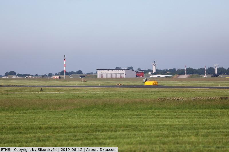 ETNS Airport - Fliegerhorst Jagel ICAO: ETNS, IATA: WBG