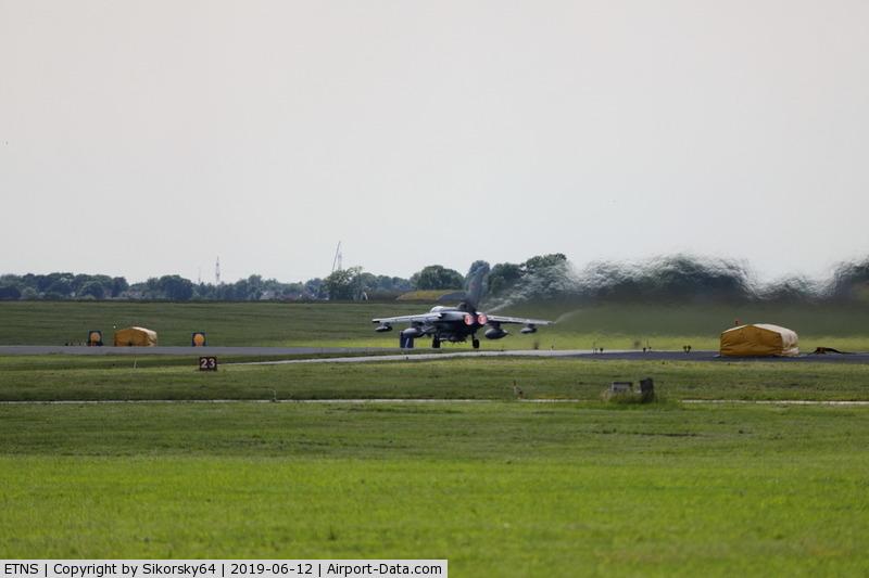 ETNS Airport - Fliegerhorst Jagel ICAO. ETNS, IATA: WBG
