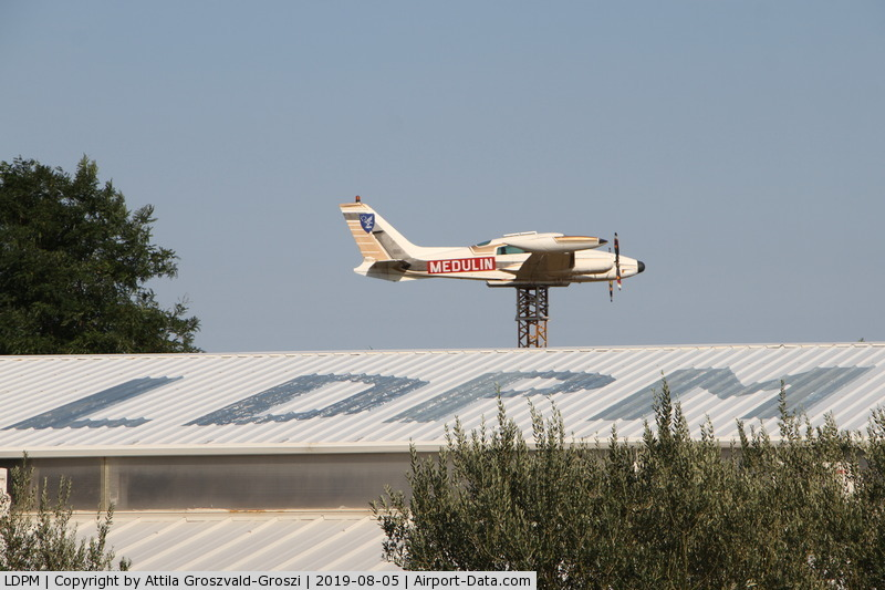 Medulin Airport, Medulin Croatia (LDPM) - LDPM - Medulin Airport, Croatia