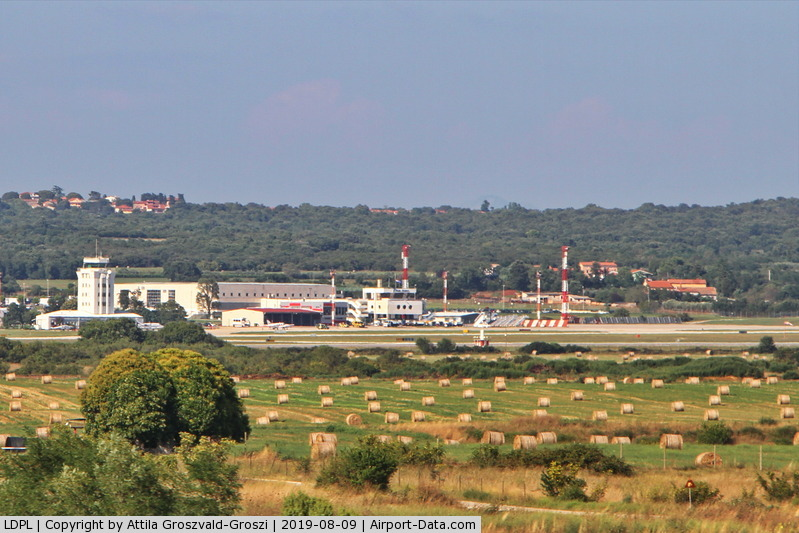 Pula Airport, Pula Croatia (LDPL) - Pula Airport (PUY/LDPL) Croatia