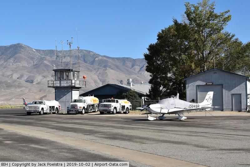 Eastern Sierra Regional Airport (BIH) - Bishop, Eastern Sierra Rgnl airport