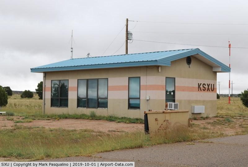 Santa Rosa Route 66 Airport (SXU) - Executive Terminal