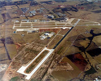 Springfield-branson National Airport (SGF) - Aerial View - by Unknown