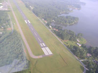 Baldwin County Airport (MLJ) - Approach to Runway 28 - by Michael Martin