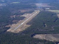 Claxton-evans County Airport (CWV) - Claxton Evans Airport - by Michael Martin