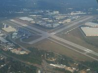 Lee Gilmer Memorial Airport (GVL) - Lee Gilmer/Gainesville Airport - by Michael Martin