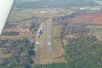 Cartersville Airport (VPC) - Cartersville Airport Georgia - by Michael Martin
