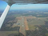 Perry-houston County Airport (PXE) - Perry-Houston County Airport - by Michael Martin