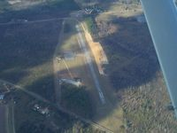 Treutlen County Airport (4J8) - Treulten County Airport - anyone home? - by Michael Martin