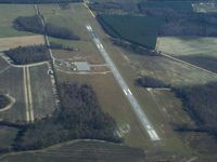 Burke County Airport (BXG) - Burke County Airport - See added runway extension - by Michael Martin