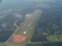 Thomson-mcduffie County Airport (HQU) - Thomson-McDuffie County Airport - by Michael Martin