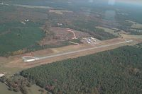 Washington-wilkes County Airport (IIY) - Washington-Wilkes County Airport - Dual runup areas - by Michael Martin