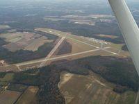Statesboro-bulloch County Airport (TBR) - Statesboro Muni Airport - by Michael Martin