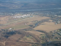 Penn Valley Airport (SEG) - Nice little airport.  Weis markets Citation is based here - by Sam Andrews