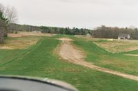 Merrymeeting Field Airport (08B) - Low pass on #14, Merrymeeting, Bowdoinham, ME - by Lawreston/Distinctive Views