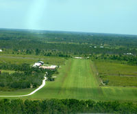 Indian Hammock Airport (FL75) - Beautiful 3000' lighted grass strip - by Joe Ragon