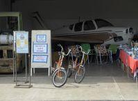 Santa Paula Airport (SZP) - Aviation Museum of Santa Paula Gift Store, (Beech DEBONAIR not for sale) - by Doug Robertson