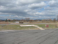 Muncy Valley Hospital Heliport (7PS5) - This is all there is to it. - by Sam Andrews