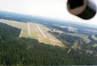 Sanderson Field Airport (SHN) - final shelton Wa - by Mike Springs