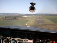 Mc Minnville Municipal Airport (MMV) - final 04 mmv - by Mike Springs