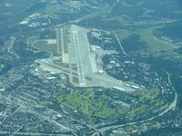 Monterey Regional Airport (MRY) - seen from shoreline - by miracle