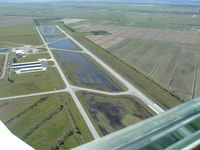 Airglades Airport (2IS) - Airglades Airport - Clewiston, Fl. aerial photograph - by Don Browne