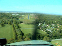 Wings Field Airport (LOM) - Turning Final To Wings Field, Blue Bell Pennsylvania - by Shane Watts