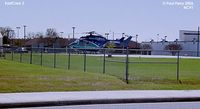 Pitt County Memorial Hospital Heliport (NC91) - Pitt County Memorial's newest helo, without her two sister ships - by Paul Perry