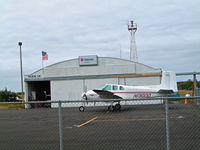 Bowerman Airport (HQM) - FBO at Bowerman Field - by Jim Uber
