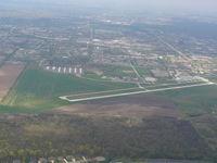 Ann Arbor Municipal Airport (ARB) - Ann Arbor, MI - by Mark Pasqualino