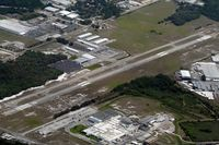 Plant City Airport (PCM) - Seen from 4,500 feet - by Paul Aranha