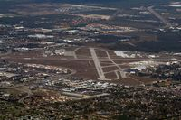 Page Field Airport (FMY) - from 7,500 feet - by Paul Aranha