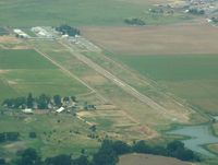 Flying J Ranch Airport (E37) - Elk Grove from the SE - by Ken Freeze