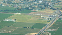 Lodi Airport (1O3) - Lodi airport from the SE - by Ken Freeze