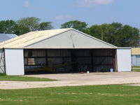 Albertus Airport (FEP) - Storage Hangar - by Mark Pasqualino