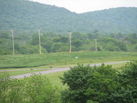 Penns Cave Airport (N74) - The wind sock - by Sam Andrews