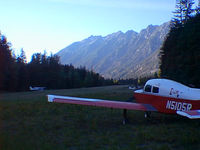 Stehekin State Airport (6S9) - Gone Fishing - by John Franich