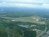 Sanderson Field Airport (SHN) - From the South - by John Franich