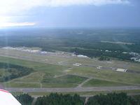 Bremerton National Airport (PWT) - Parachute Activity - by John Franich