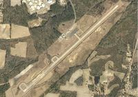 Columbus County Municipal Airport (CPC) - 2004 Aerial Photo of Columbus County Municipal Airport - by Carolina Resource Mapping