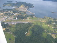 Friday Harbor Airport (FHR) - From N6545R - by John Franich