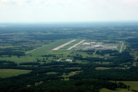 Northwest Arkansas Regional Airport (XNA) - Turning to final at XNA. - by Lee Mills