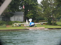 Lockerman Seaplane Base (VA48) - Lockerman Seaplane base,  Smith Mountain Lake, VA - by Sam Andrews