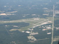 Gainesville Regional Airport (GNV) - A bit closer - by Sam Andrews