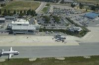 San Luis County Regional Airport (SBP) - San Luis Obispo Terminal - by Ken Freeze