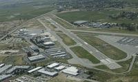San Luis County Regional Airport (SBP) - San Luis Obispo runway - by Ken Freeze