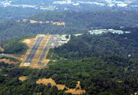 Placerville Airport (PVF) - Plaverville from the northeast - by Ken Freeze