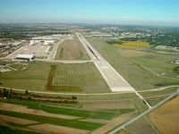 Offutt Afb Airport (OFF) - Offutt A.F.B. in Fall - by William H. Maxey