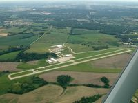 Council Bluffs Municipal Airport (CBF) - Council Bluffs in Spring - by Beverly A. Maxey
